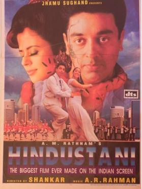 "Poster for ""Hindustani"""