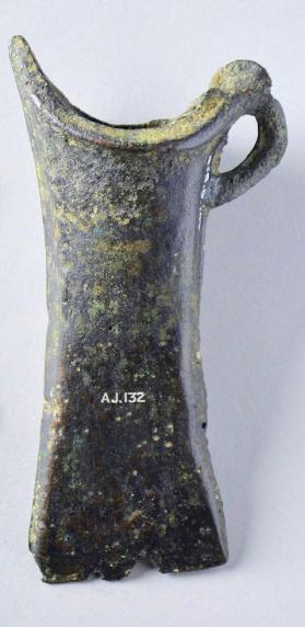 Socketed beaked type axe