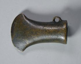 Socketed axe head