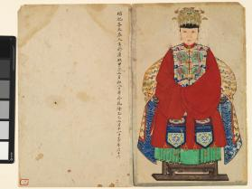 Ancestor Portraits of the Ding Family 丁氏家族祖先像