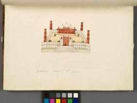 Album of Drawings of Punjab