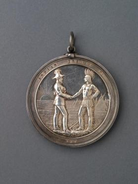 Medal and case