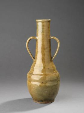 Vase of Kosobe ware