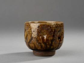 Chawan (tea bowl) of Shitoro ware