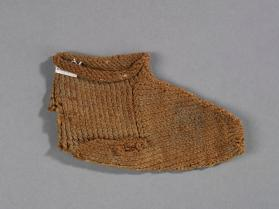 Infant's sock or bootee