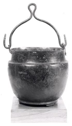 Situla with swing-handle
