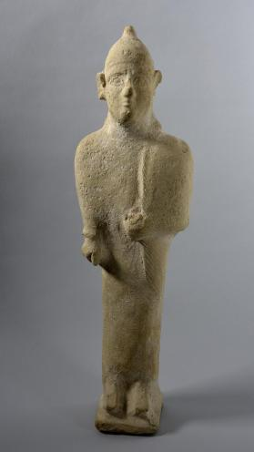 Figure of a male votary
