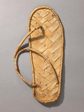 Sandal for right foot
