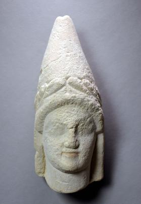 Head fragment of figure