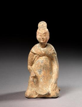 Burial figure of a female servant