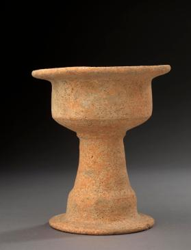 "Bowl of ""chalice"" form"