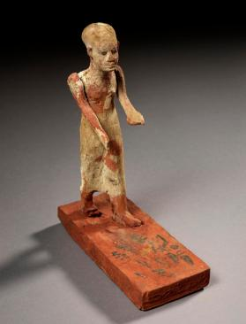 Tomb figure of offering bearer