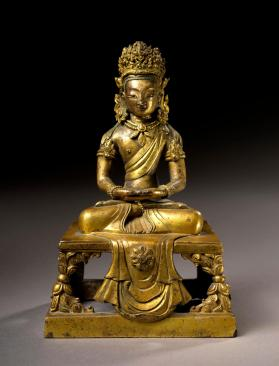 Figure of Vairocana