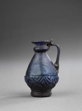 Ewer with handle