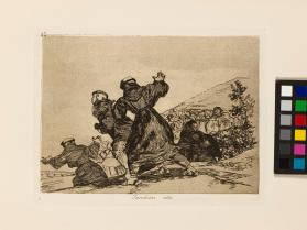 """Tambien esto (This too)"", Plate 43 from Los Desastres de la Guerra (The Disasters of War)"