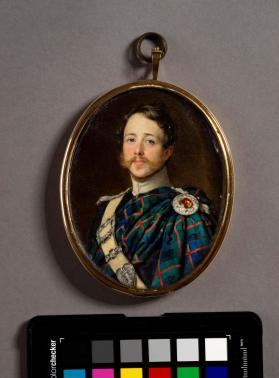 George Augustus Frederick John Murray, Lord Glenlyon, later 6th Duke of Atholl (English, 1814-1864)