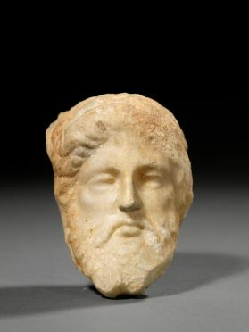 Head of Asklepios