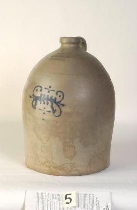 Five-gallon jug