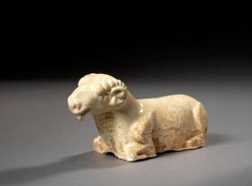 Burial figure of a sheep