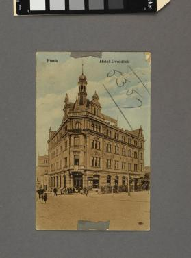 Autograph postcard to R. S. Williams from Prof. Otakar Sevcik