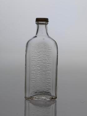 Bottle for Dr. Thomas' Eclectric Oil