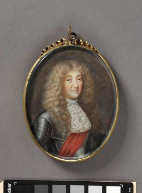 Portrait miniature depicting James Butler, 2nd Duke of Ormonde and Earl of Ossory (1665-1745)