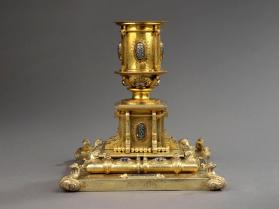 Monstrance base