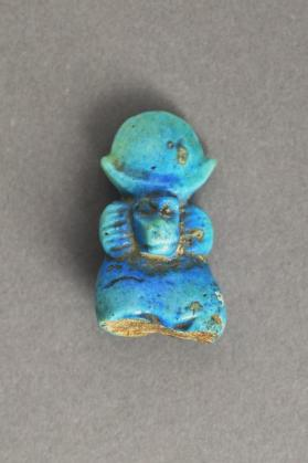 Amulet, Thoth as baboon