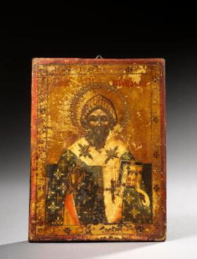 Icon of St Spyridon