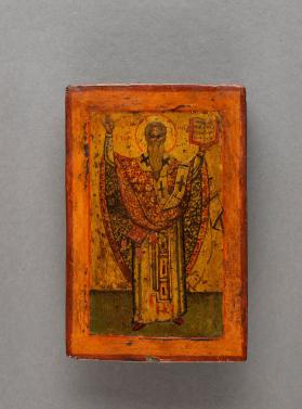 Icon of St. Michael of Sinnada