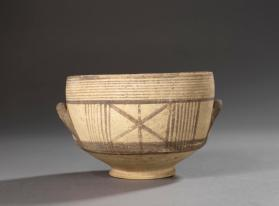Cypriot White-Painted ware skyphos