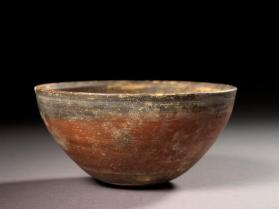 "Hemispherical ""mastoid"" bowl"