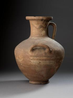 Egyptian hydria of a Greek type