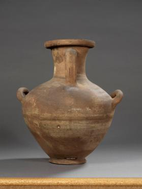 'Hadra' Hydria originally used as a cinerary urn
