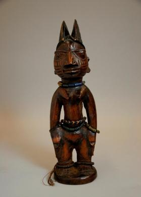 Ere Ibeji (Female twin figure)