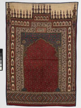 Textile panel (hanging or mat)