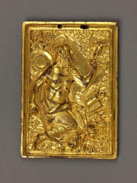 Plaquette of St. Jerome as a Penitent