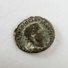 Fractional coin of Diocletian