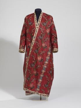 Man's banyan (informal gown)