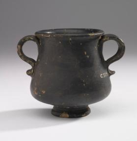 Two-handled cup