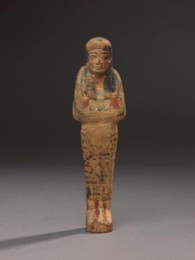Shabti of Chantress of Amun-ra