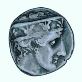 Didrachm with head of Hera