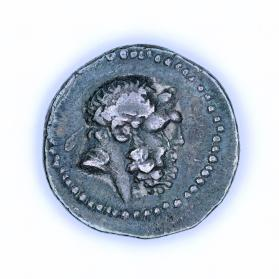 Tetrobol coin with head of Zeus
