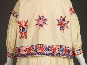 Blouse of Huichol woman's ensemble