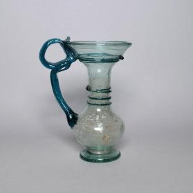 Small jug with trailed handle