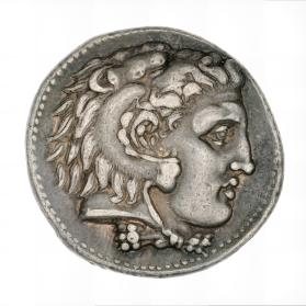Tetradrachm of Alexander the Great