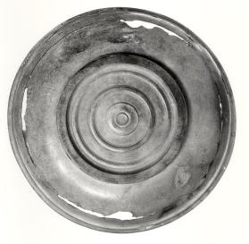Patera, libation bowl
