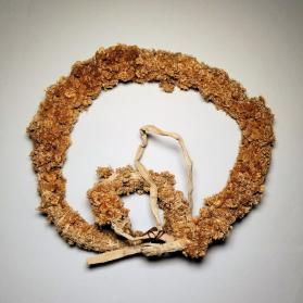 Funerary wreath