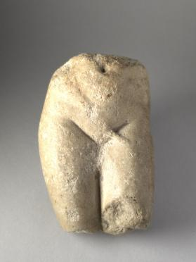 Torso of a fragmentary figure