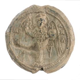 Seal with St. Michael the Archangel